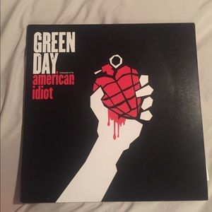 Green Day American Idiot LP